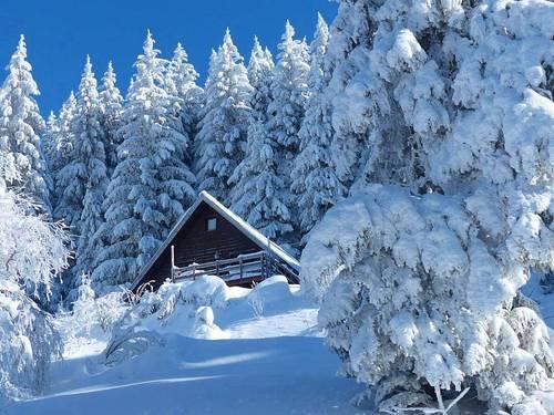 Loue chalet vue sur Vercors - 3chambres 10couchages - Alpes du Gd Serre (38)