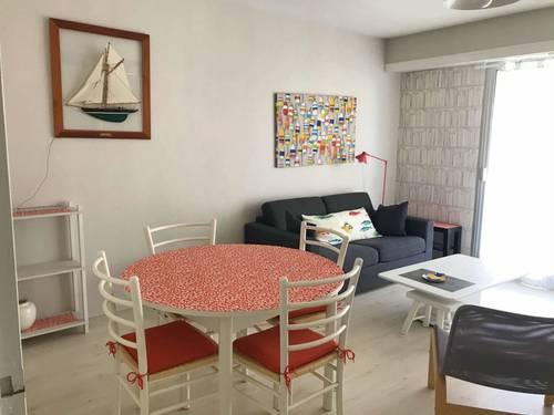 Loue appartement T2, vue s/mer La Baule - 4couchages - 50m de la plage