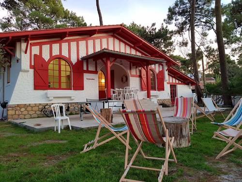 Loue maison 6chambres - 12couchages - Pyla (Arcachon)