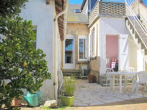 Loue villa Vendée face plage 12couchages + 3sdb - Saint-Hilaire-de-Riez (85)