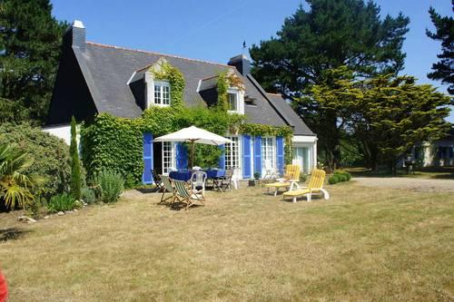 Loue maison avec jardin Locmariaquer (56) - 11 couchages