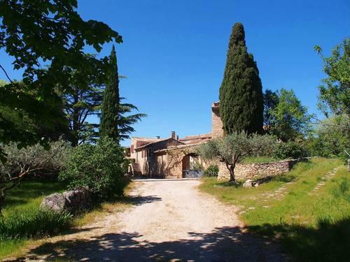 Loue superbe Mas Provençal avec piscine 10pers