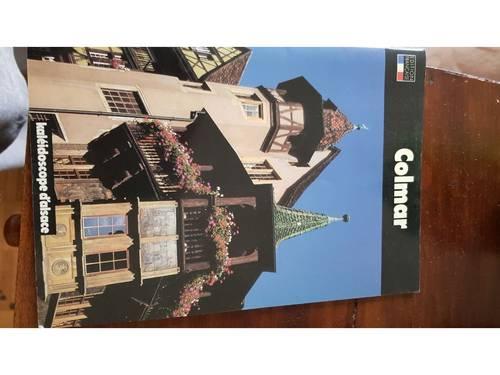 DONNE Guide officiel sur Colmar comme neuf