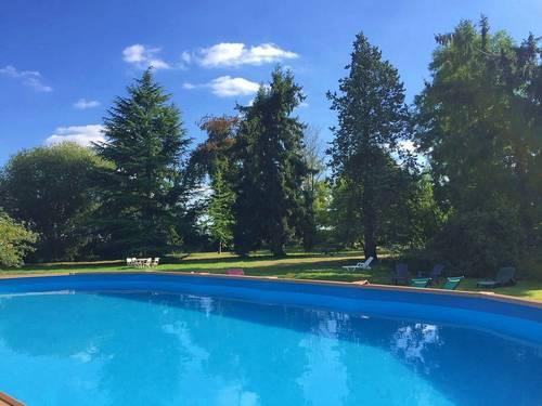 Loue maison de charme, 4à 10couchages, piscine, jardin 7000m², WIFI, 1h15de Paris, Vexin normand, prox. Lyons la Forêt, Puchay (27)