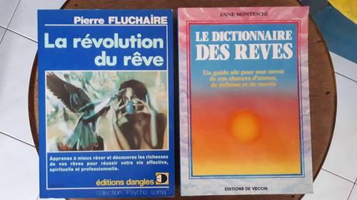 Deux livres sur les rêves