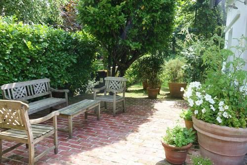 Loue lumineuse Villa au Touquet- jardin clos - 9couchages