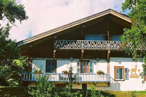 Location de 150m² dans chalet 7Pers à Saint Gervais les Bains