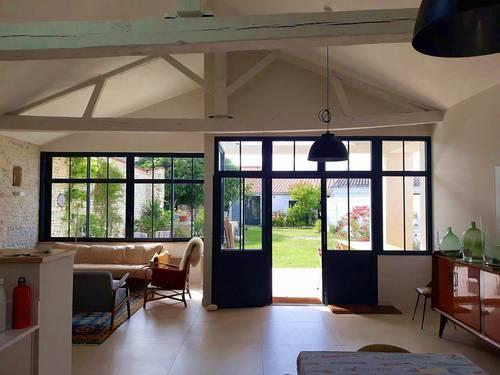 Loue maison design 5chambres 11couchages à 2min de la plage- La Brée les Bains, Oléron (17)