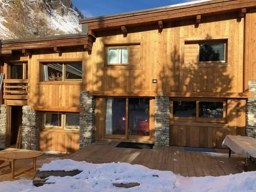 Loue chalet à Val d'Isère (73) 8couchages 4chambres 4Salles de bain