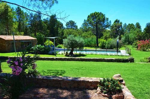 Loue propriété d'exception 204m² - Porto-Vecchio (20) - 10à 13couchages, 4chambres, piscine et immense terrain