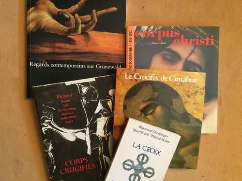 L'art en Croix, Le thème de la crucifixion dans l'histoire de l'art