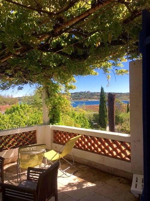 Loue 4-5personnes, Saint-Tropez, accès plage par jardin (Canoubiers) pour 4-5couchages