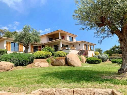 Loue maison 10couchages - Pinarello, Corse du Sud, Plage 5mn à pied