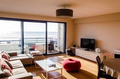 Loue superbe appartement face mer 6couchages Le Touquet
