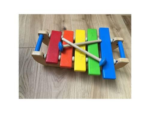 Vends xylophone en bois