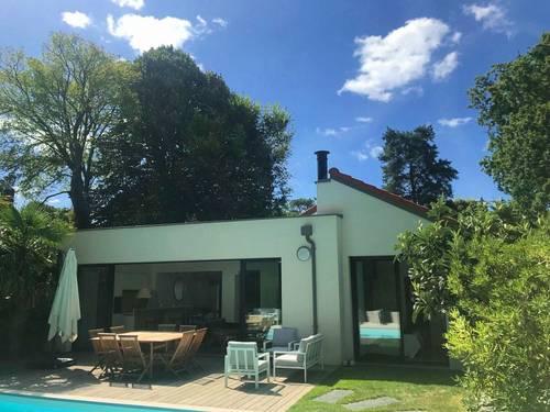 Loue maison à la Baule, 4chambres 8couchages - piscine chauffée l'été