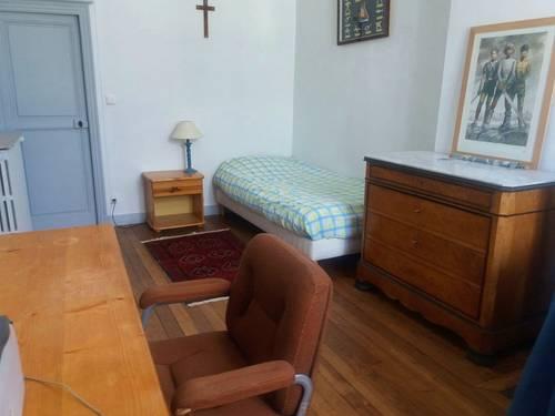 Loue une chambre confortable à Orléans Centre villeM2