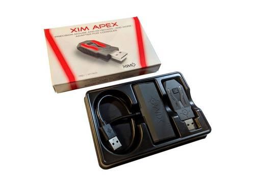 Vends XIM APEX adaptateur clavier/souris pour consoles
