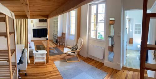 Loue Studio 31m²proximité facs/écoles Toulouse Quartier des Châlets