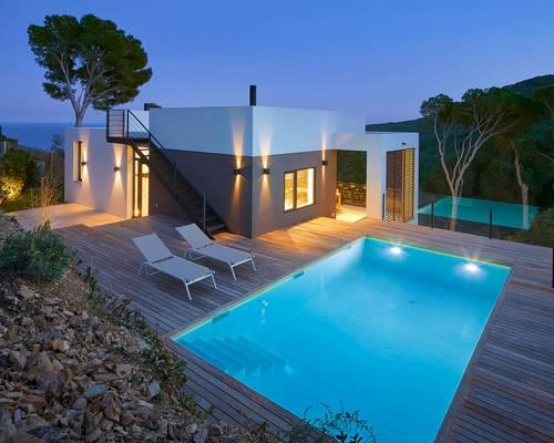 Loue Villa 8personnes, piscine, à 5minutes à pied de la mer - Begur Espagne