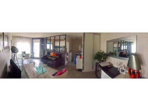 Loue T3Bois Colombes Gare, 50m² meublé/cuisine équipée, cave parking
