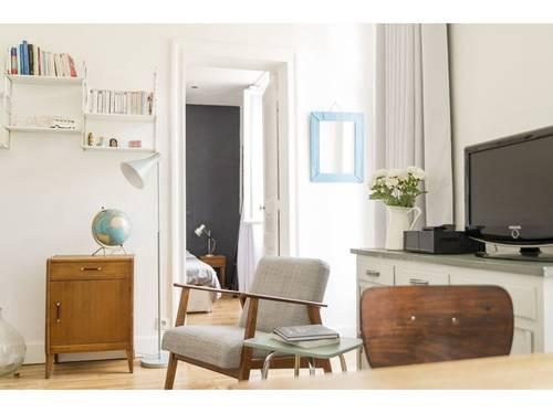 Loue appartement 3couchages - grande plage à pieds - Biarritz (64)