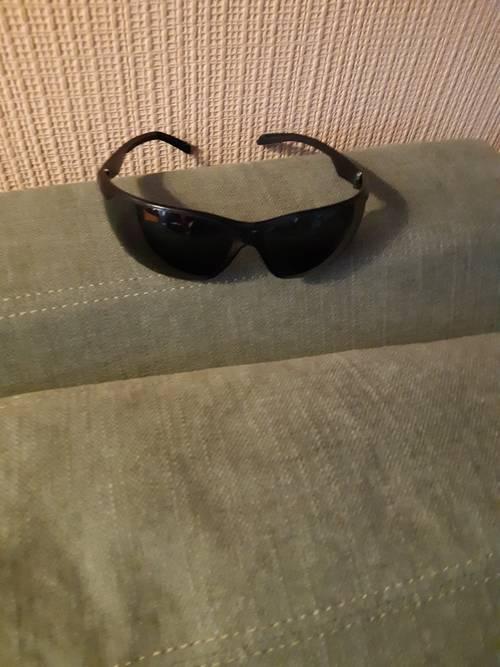 Paire de lunettes Rockrider noir