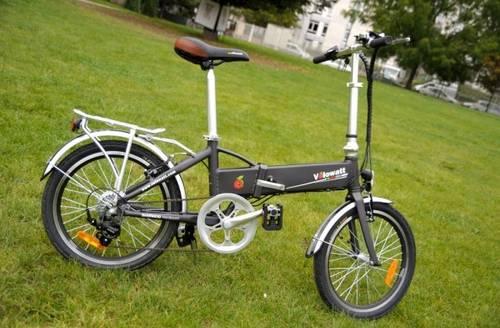Vends Vélo à assistance électrique(VAE) pliable (batterie neuve)