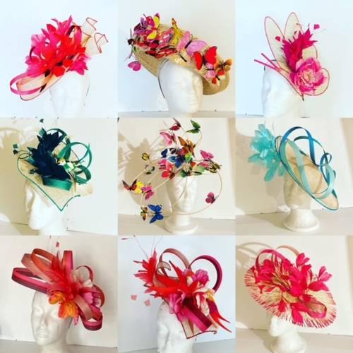 Propose vente tenues et chapeaux de mariage ce vendredi 19mars Paris 16ème