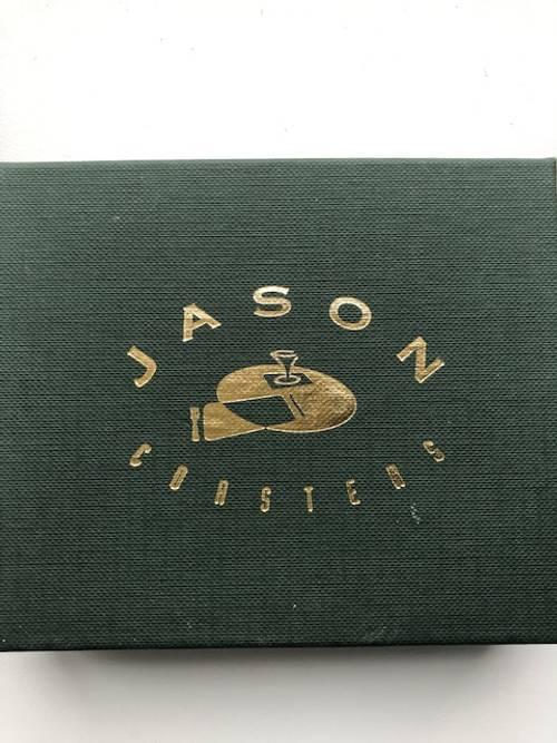 Dessous de verre NEUFS de marque JASON