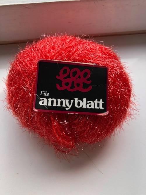 "ANNY BLATT, fil ""Muguet "" pelote NEUVE"