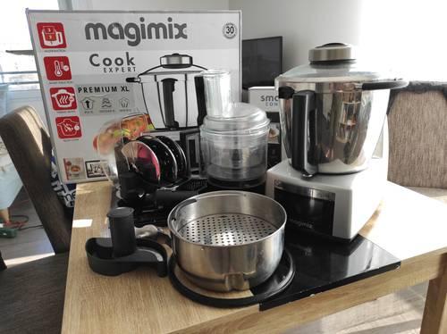 Vends Cook expert XL Premium connecté sous garantie