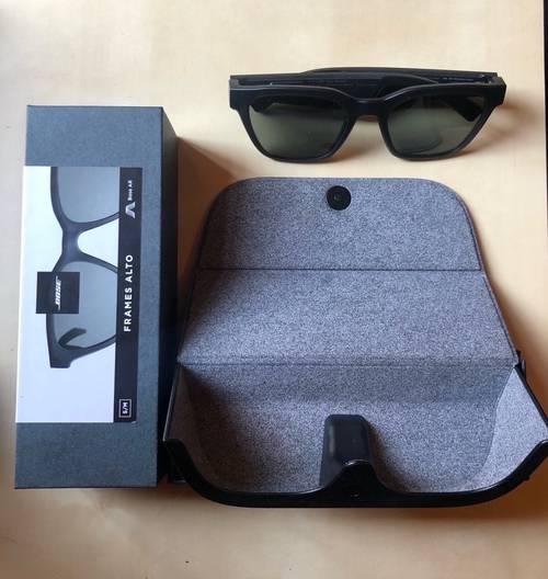 Vends lunette connectée Bose Frame Alto M