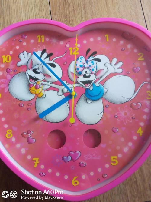 Vends horloge Diddle Très bon état