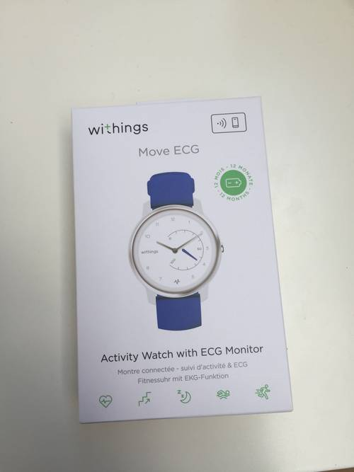 Montre ECG connectée WITHINGS (neuve)