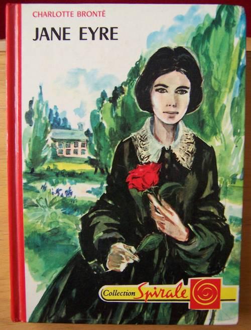 Jane Eyre - Charlotte Brontë (bon etat)