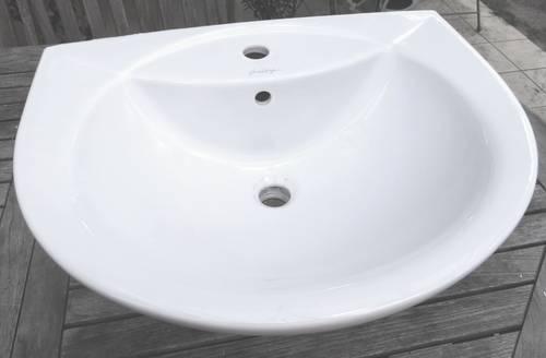 Lavabo céramique Jacob Delafon