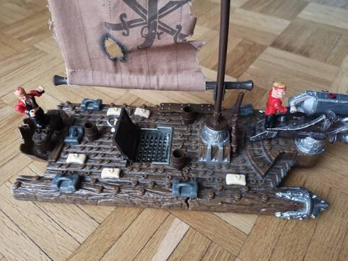 Radeaux pirates compatible lego