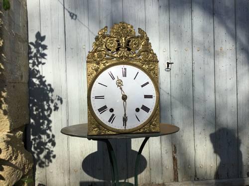 Mécanisme et balancier pour horloge comtoise