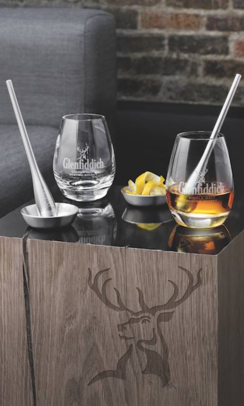 Glenfiddich steeler limited edition