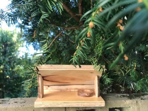 Vente de nichoir artisanal pour tout type d'oiseaux