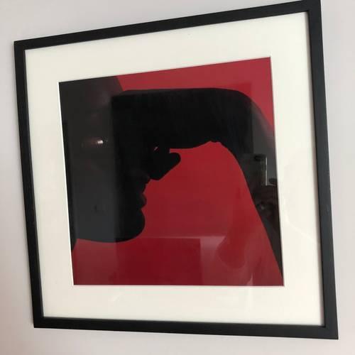 Photographie Jacques BOSSER -Oeuvre au noir