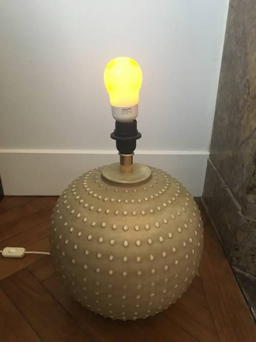 Vends pied de lampe