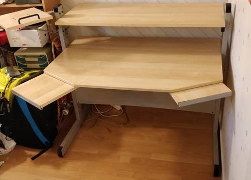 Meuble de bureau Ikea