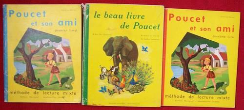 Le beau livre de Poucet et Poucet et son ami - lecture courante(BE)