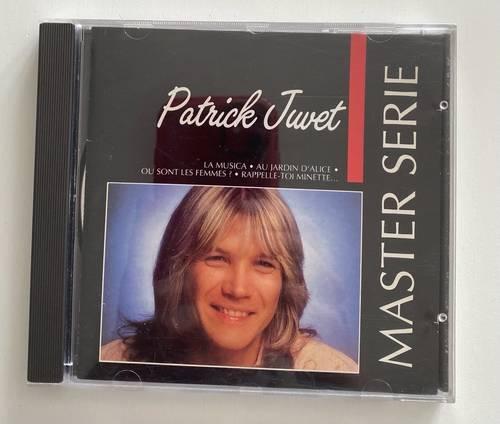Je vends un CD de PATRICK JUVET