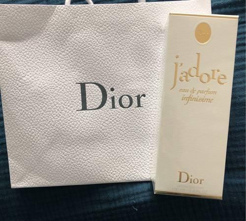 Eau de parfum j'adore Dior infinissime