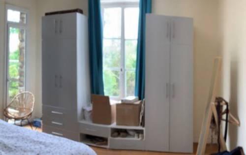 Vends armoire/penderie IKEA en bon état