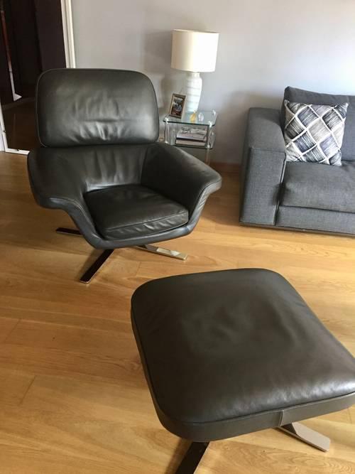 Vends fauteuil MINOTTI