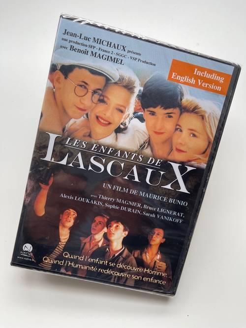 Vends, RARE, Dvds sous emballage d'origine «LES ENFANTS DE LASCAUX»